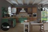 Kundenspezifische Belüftung-Küche-Möbel für Neuseeland (zc-065)