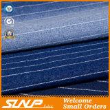 Striped хлопок простирания/ткань джинсовой ткани полиэфира для тяжелое дыхание