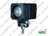 10-30V DEL Driving Light 10W DEL Work Light Auto DEL Working Light Waterproof DEL Bar Light