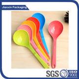 Kundenspezifischer Wegwerfplastiklöffel für Nahrung