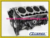 Soem-kundenspezifischer grauer duktiler Eisen-LKW-Motor-Zylinderblock