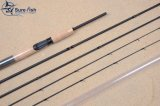 China Fabricación OEM Im12 Grafito Match Fishing Rod