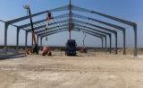Construcción surafricana del almacén de la estructura de acero