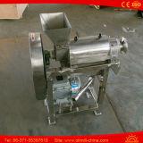 Extracteur industriel de jus de machine végétale de jus de fruits d'acier inoxydable
