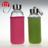 Горячая бутылка питьевой воды сбывания 500ml стеклянная