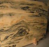 Plak van de Tegel Stong van het Bouwmateriaal de Opgepoetste Marmeren voor het Bedekken/Worktops/Countertops