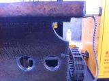 Macchinario per il taglio di metalli di CNC dell'acciaio del fascio con il buon prezzo