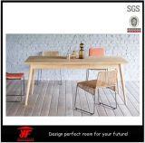 Mesa de centro de madeira moderna do projeto da tabela de chá da mobília da sala de visitas