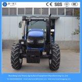 Foton 4WDのディーゼル機関155HPの小型農場または農業または庭またはコンパクトなか電気トラクター