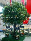Árvore de Apple sintética falsificada artificial