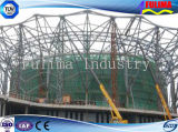 Gimnasio de la estructura de acero con el fabricante profesional (SSW-018)