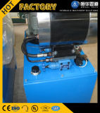 Am meisten benutzter aktualisierter hydraulischer Schlauch-quetschverbindenmaschine 6-51mm