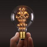 Bombilla LED fuegos artificiales la Filamento estrellada