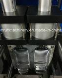 Halb automatische Haustier-Flaschen-Blasformen-Maschine