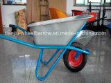 Carriola della riga della barra di rotella del mercato della Russia (Wb6418)