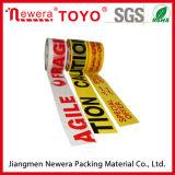 Produits de bande de cachetage de carton d'emballage de la marque BOPP de logo d'impression d'OEM