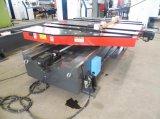 Machine de presse de perforateur de tourelle de la commande numérique par ordinateur T50 pour le traitement épais de plaque