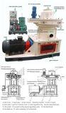 세륨 판매를 위한 승인되는 목제 펠릿 기계 Zlg560