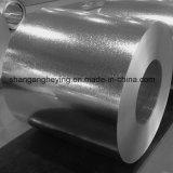 Bobina de acero galvanizada sumergida caliente de Dx51d Z100 G550/G450 para la construcción