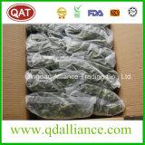 Espargos verdes inteiros congelados IQF