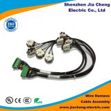 Uitrusting van de Draad van de Macht van pvc van de Kabel van de adapter de Flexibele