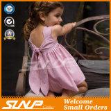 2016 vestidos novos da menina de flor da forma do bebê do verão do estilo