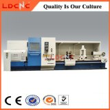 Promoção Full Function Precision CNC Flat Bed Lathe Machine