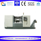 Шпиндель Через-Hole CNC Turning Center Ck80L 112mm Slant Bed