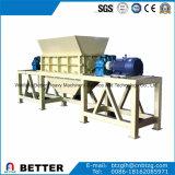 Hohe Leistungsfähigkeits-Plastikzerkleinerungsmaschine für Verkauf