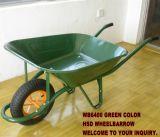 최신 판매 건축 외바퀴 손수레 (WB6400)