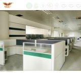 La forêt de FSC a certifié le DES ouvert typique moderne de station de travail de bureau de meubles modulaires