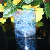 3m Party Home Decorationのための30 LED Battery Operated Copper Wire String Light