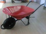 Wheelbarrow resistente para o mercado sul Wb5688 de América Peru