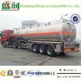 50cbm Aluminium Alloy Fuel/Gasoline/Petrol/Oil Tanker