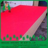 MDF 100% da melamina do Poplar 18mm da mobília 4*8