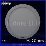 セリウムRoHS Approvalとの6W Future Branded Round LED Panel Light