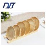 36*11.6*8.4cm 실제적인 배수 목제 접시는 다기능으로 선반에 놓는다