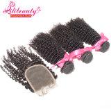 Человеческие волосы Remy девственницы малайзийские