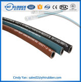 SAE100 R1at, R2at, En853 1sn, 2sn boyau hydraulique, boyau en caoutchouc de la Chine
