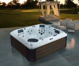 BALNEARIO al aire libre del masaje del torbellino del diseño especial de lujo de Monalisa (M-3388)