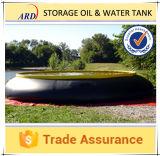 De zachte Blaas van de Tank van de Olie van het Water van 500 Liter Opblaasbare