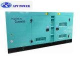 極度の防音のおおいのタイプが付いている240V Cumminsのディーゼル機関の発電機