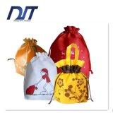Sacchetto su ordinazione di corsa pp del sacchetto di indumento del sacchetto del regalo dell'indumento