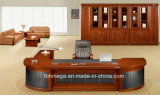 Het heet-verkoopt Hoge Uitvoerende Bureau van het Kantoormeubilair van het Eind (Foh-K3818)