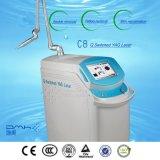Máquina eficaz da remoção do tatuagem do laser do ND YAG do interruptor de Q