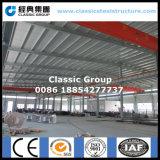 Costo di alta qualità del magazzino prefabbricato della costruzione