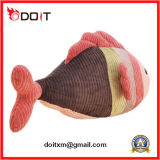 魚はおもちゃのプラシ天によって詰められた魚の柔らかい詰められたおもちゃを詰めた