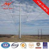 110 KV-Stahlrohr-Kraftübertragung Pole (linearer Aufsatz)