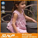 2016 neue Art-Sommer-Baby-Form-Blumen-Mädchen-Kleider