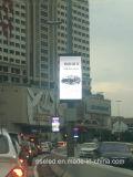55 знак Поляк видео- уличного освещения индикации СИД напольный рекламировать серии P6 iPhone дюйма открытый